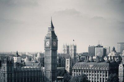 Carta da parati Londra Westminster