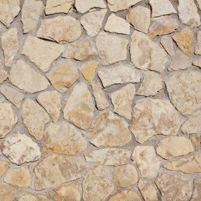 Carta da parati luce vecchio muro di pietra di fondo