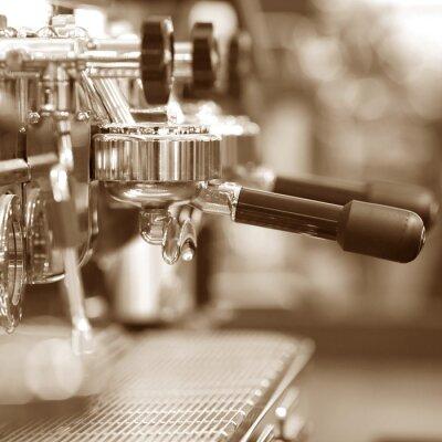 Carta da parati Macchina per caffè espresso