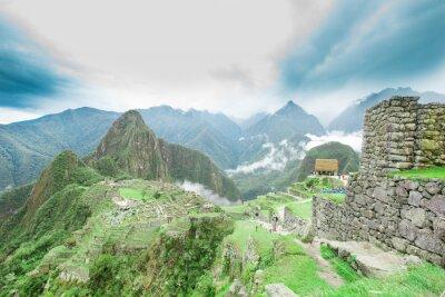Carta da parati Machu Picchu