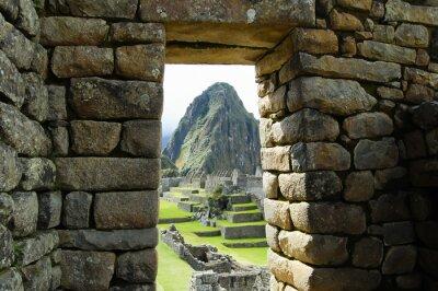 Carta da parati Machu Picchu - Perù
