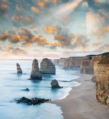 Carta da parati Magnificenza di 12 apostoli, Australia