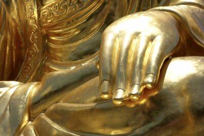 Carta da parati Mano von Buddha