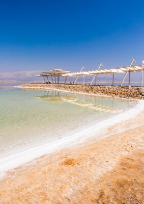 Carta da parati Mar Morto Paesaggio
