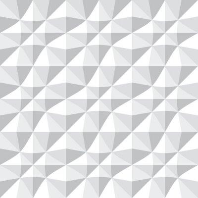 Carta da parati Modello 3d senza soluzione di continuità.