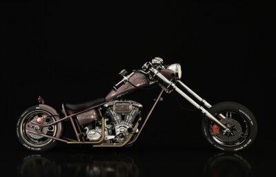 Carta da parati modello di moto