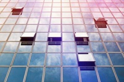 Carta da parati Moden Affari Edificio per uffici di Windows
