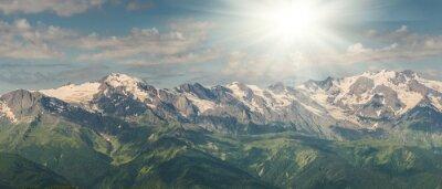 Carta da parati Montagne maestose