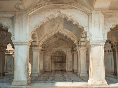 Carta da parati Moschea Nagina in Agra Fort, Uttar Pradesh, India