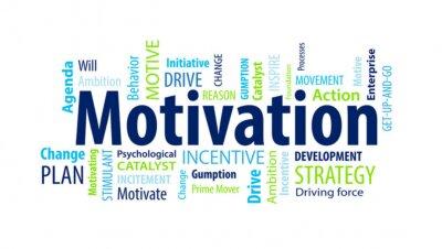 Carta da parati Motivazione