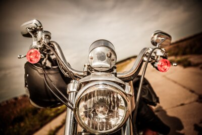 Carta da parati Moto su strada