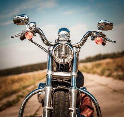 Carta da parati Moto sulla strada