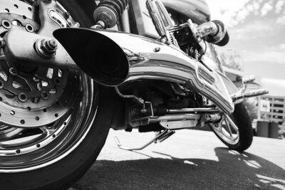 Carta da parati Motocicletta