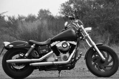 Carta da parati Motorrad - Chopper