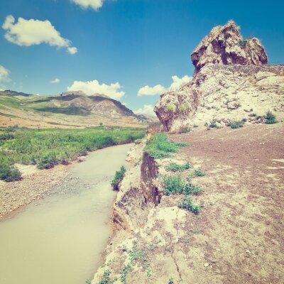 Carta da parati Mountain Stream