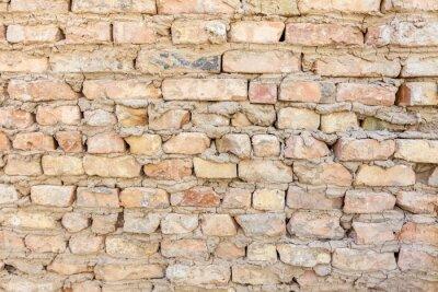 Carta da parati Muro di mattoni.