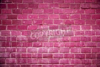 Carta da parati muro di mattoni