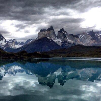 Carta da parati Nationalpark Cile