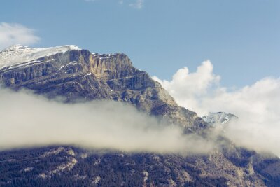 Carta da parati Neve ridotta Grotta Montagna