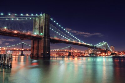 Carta da parati New York City Manhattan