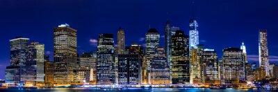 Carta da parati New York panorama