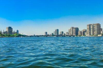 Carta da parati Nilo del Cairo