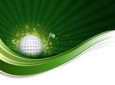 Carta da parati onda pallina da golf