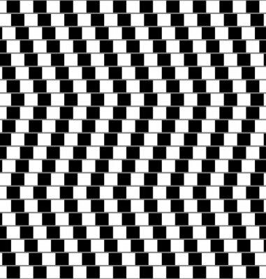 Carta da parati Optische Täuschung