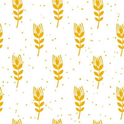 Carta da parati Ornamento per tessuti e confezioni. Vettore.