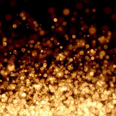 Carta da parati Oro sfondo luminoso astratto