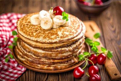 Carta da parati Pancakes