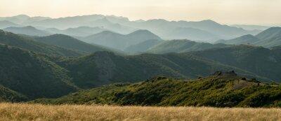 Carta da parati Panorama di montagna