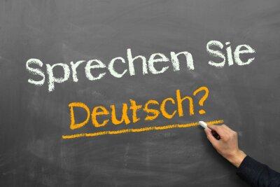 Carta da parati Parli tedesco?