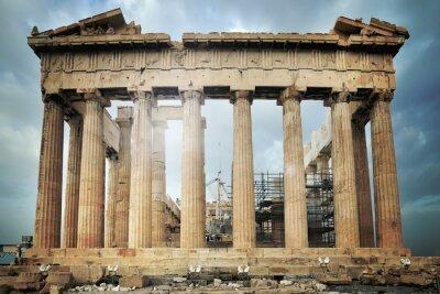 Carta da parati Partenone, Acropoli di Atene