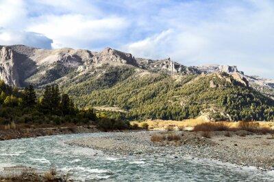 Carta da parati Patagonia
