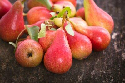 Carta da parati Pere organiche fresche