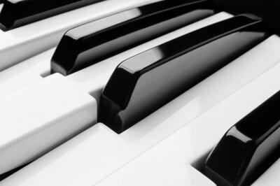 Carta da parati Piano Keys