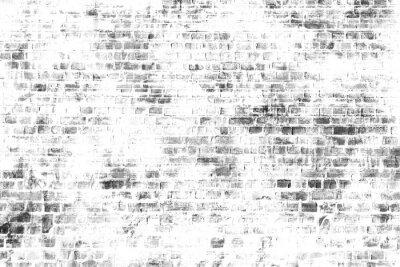 Carta da parati pittura murale di arte in bianco e nero, immagine di sfondo di ispirazione.