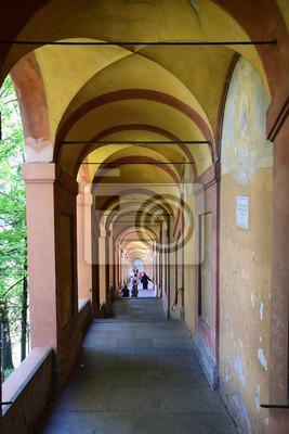 Carta Da Parati Bologna.Carta Da Parati Portici Di Bologna