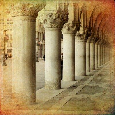 Carta da parati Portico di Palazzo Ducale, Venezia