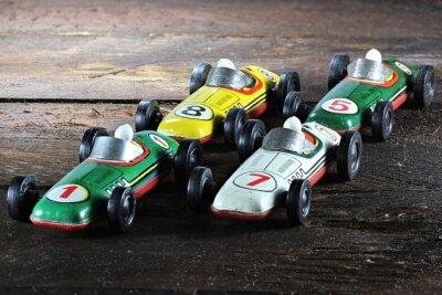 Carta da parati Race Car 01