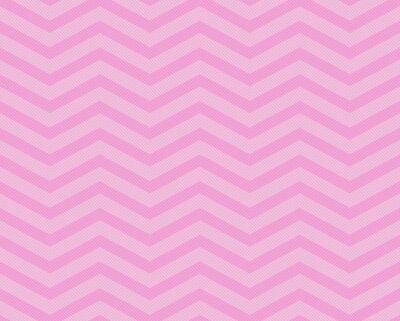 Carta da parati Rosa Chevron Zigzag strutturato tessuto pattern di sfondo