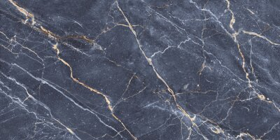 Carta da parati Rough Stucco Wall Marble Background, Blue Cement Marble, Rustic Texture Background, It Can Be Used For Interior-Exterior Home Decoration And Ceramic Tile Surface.