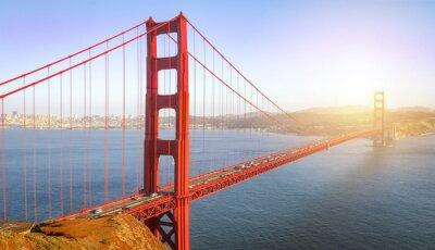 Carta da parati San Francisco, Golden Gate Bridge