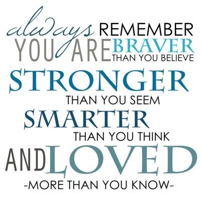 Carta da parati Sempre Ricordare