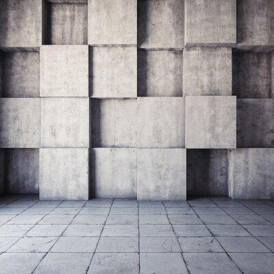 Carta da parati Sfondo geometrico astratto