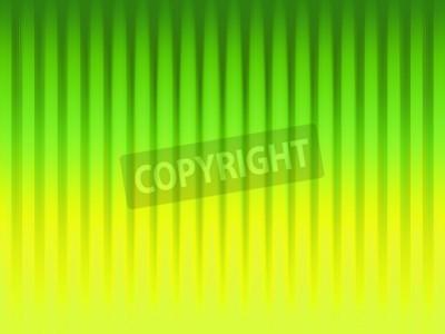 Sfondo Verde E Giallo Con Una Transizione Graduale Di Colore Carta