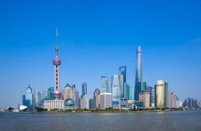 Carta da parati Shanghai