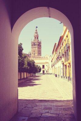 Carta da parati Siviglia