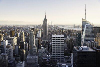 Carta da parati Skyline di New York